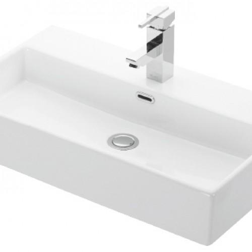 Esvit Daphne Delikli 70 cm mobilya Üstü lavabo