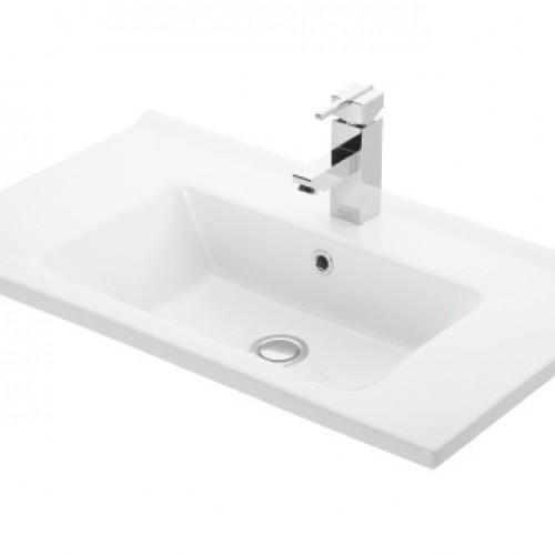 Esvit Etna 75 cm mobilya uyumlu lavabo