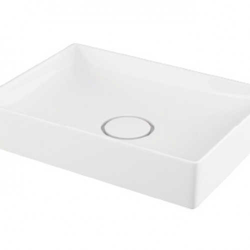 Esvit Floppy 50 cm mobilya Üstü lavabo