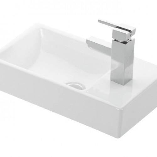 Esvit Minos 45 cm mobilya uyumlu lavabo