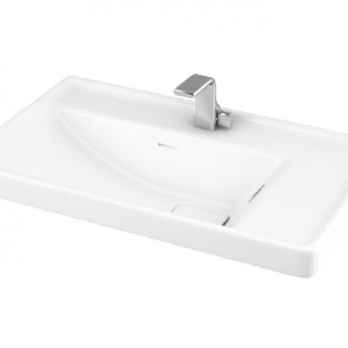 Esvit Quattro 60 cm mobilya uyumlu lavabo