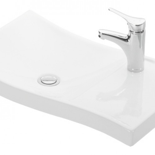 Esvit S-Line 65 cm mobilya uyumlu lavabo