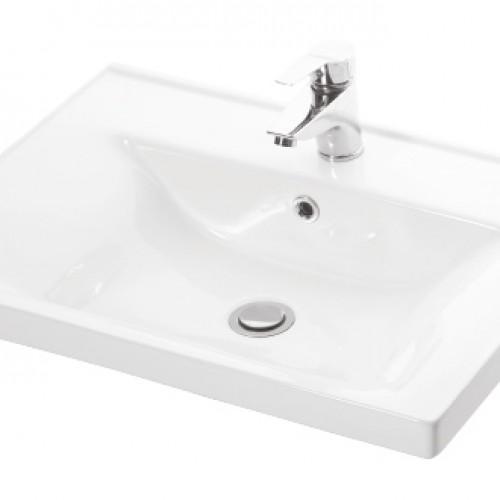 Esvit Sava 65 cm mobilya uyumlu lavabo
