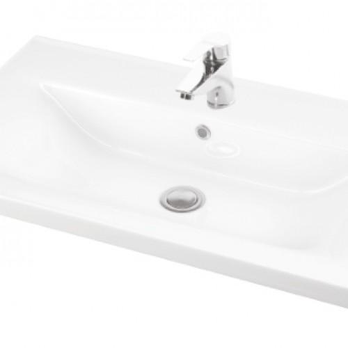 Esvit Sava 80 cm mobilya uyumlu lavabo