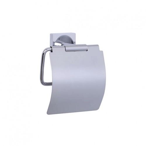Luna Kapaklı Tuvalet Kağıtlık