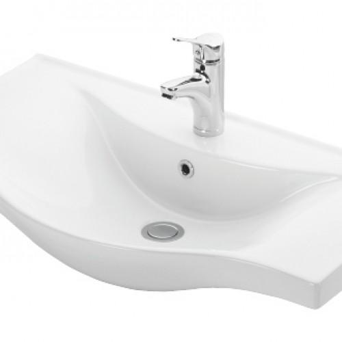 Esvit Basic 80 cm mobilya uyumlu lavabo