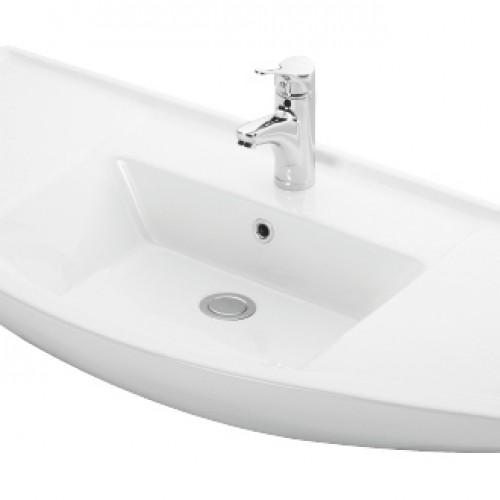 Esvit Bianna 100 cm mobilya uyumlu lavabo