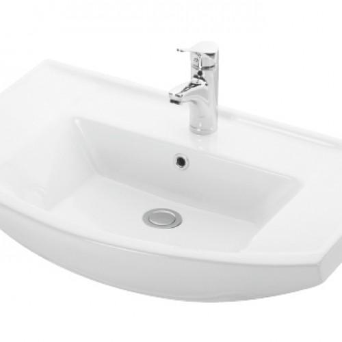 Esvit Bianna 75 cm mobilya uyumlu lavabo