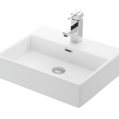 Esvit Daphne Delikli 50 cm mobilya Üstü lavabo