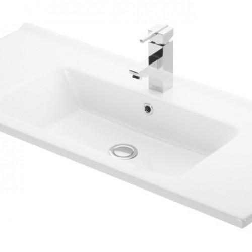 Esvit Etna 100 cm mobilya uyumlu lavabo