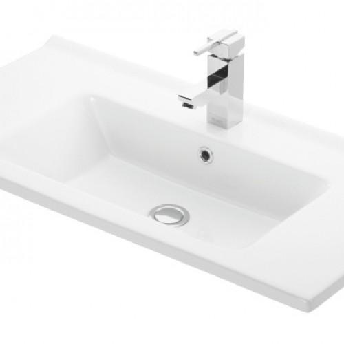 Esvit Etna 85 cm mobilya uyumlu lavabo