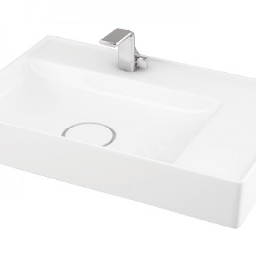 Esvit İnfinity 60 cm mobilya Üstü lavabo