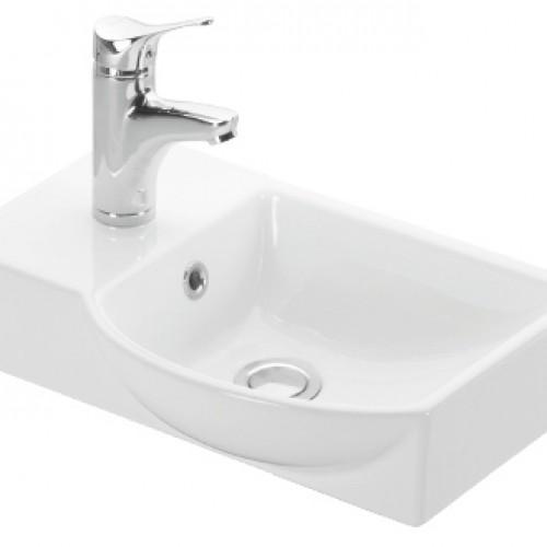 Esvit Litos 46 cm mobilya uyumlu lavabo
