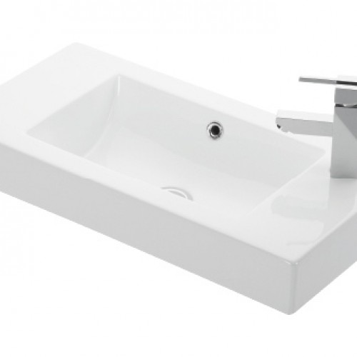 Esvit Minos 70 cm mobilya uyumlu lavabo
