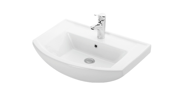 Esvit Bianna 65 cm mobilya uyumlu lavabo