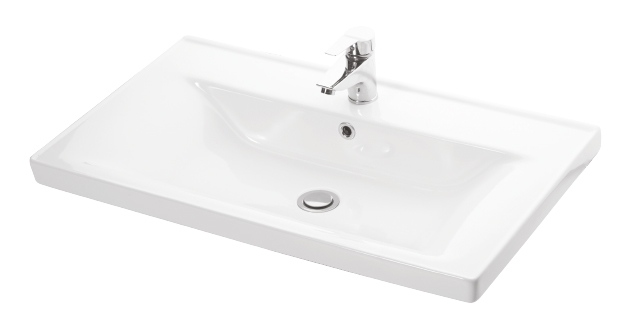 Esvit Sava 100 cm mobilya uyumlu lavabo